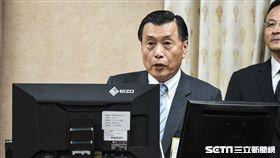 國家安全局局長彭勝竹受邀前往立法院國防及外交委員會備詢。 圖/記者林敬旻攝