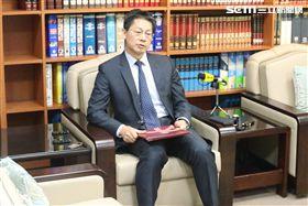 ▲外交部發言人李憲章。(圖/記者林仕祥攝)