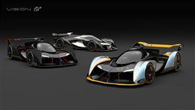 McLaren Ultimate Vision Gran Turismo(圖/翻攝網路)