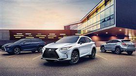 Lexus RX(圖/翻攝網路)