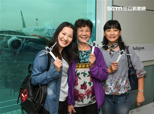 長榮航空,波音787-9,首航,香港,/長榮航空提供