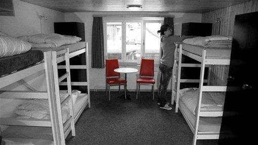 宿舍(圖/翻攝自Pixabay
