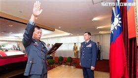 國防政戰局長任職布達 黃開森中將履任新職 國防部發言人臉書