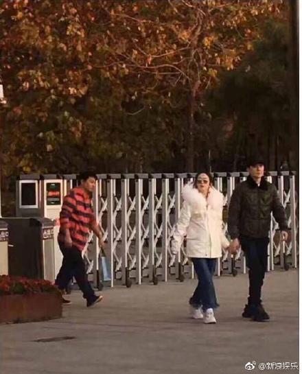 趙麗穎,馮紹峰,緋聞,懷孕/翻攝自新浪娛樂微博