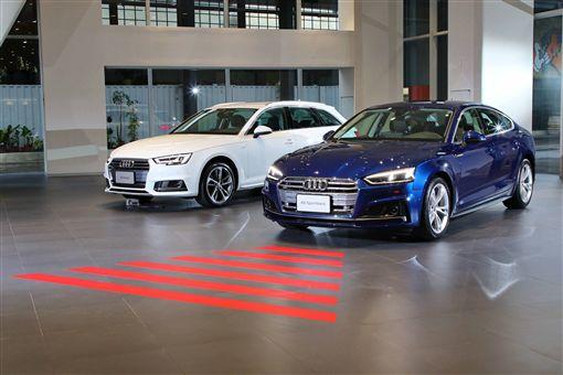Audi A4 Avant及A5 Sportback。(圖/Audi提供)