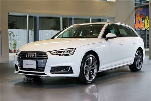 Audi A4 Avant(圖/Audi提供)