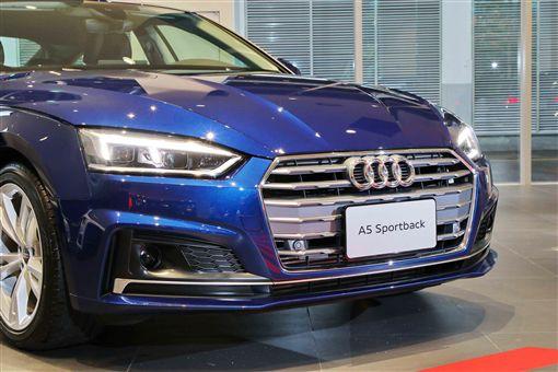 A5 Sportback。(圖/Audi提供)