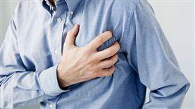 心臟病發(圖/翻攝網路)