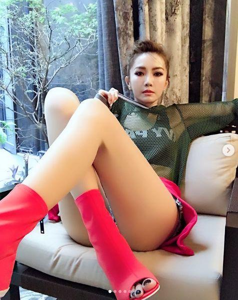 謝金燕/翻攝自謝金燕IG ID-1621057