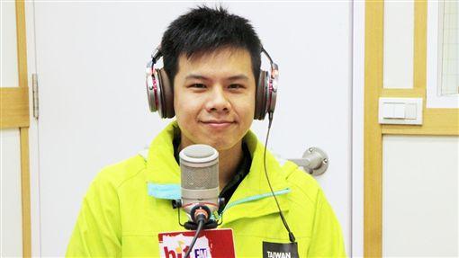 姚文智競選辦公室發言人洪立齊 圖/Hit Fm《蔻蔻早餐》製作單位提供
