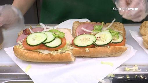 搶排潛艇堡買一送一!揭「三明治日」由來、SUBWAY