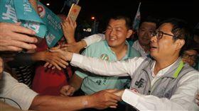 九合一選舉,高雄,陳其邁,造勢,支持 圖/陳其邁競選辦公室提供