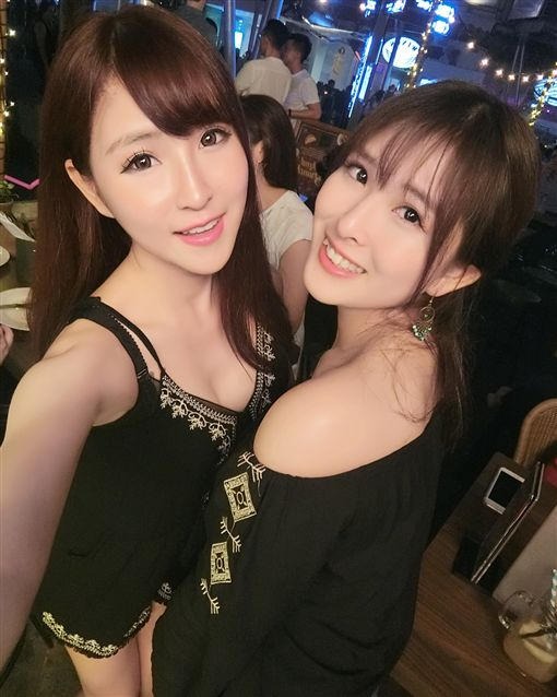 台北,Lena,Miss.布丁,姊妹,直播主,Youtuber。翻攝自IG:likecyndi