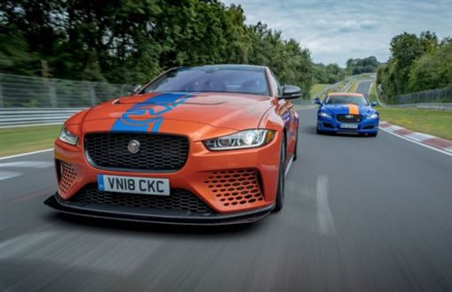 Jaguar Race Taxi(圖/翻攝網路)