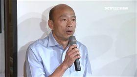 韓國瑜500萬人口政見 同學打臉