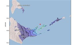 日本,北海道,地震(圖/翻攝自推特)