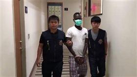 台北,甘比亞,大麻,毒品,家暴,夜店(圖/翻攝畫面)