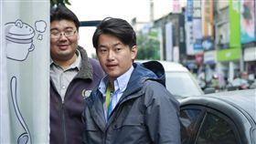 基進側翼高雄三民區市議員候選人陳柏惟 圖/翻攝自陳柏惟臉書