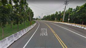 屏東枋寮沿山公路。翻攝google map