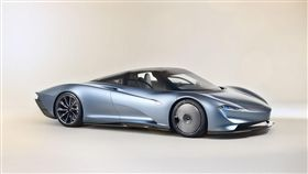 McLaren Speedtail(圖/車訊網)
