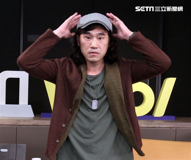 導演李鼎。(記者邱榮吉/攝影)
