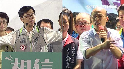 高雄市長首場辯論在三立! 11/19晚間登場陳其邁:擔心韓國瑜不會來