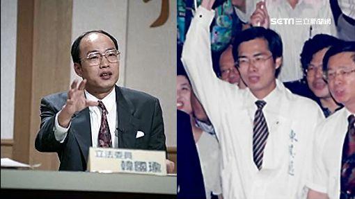 那些年的韓國瑜 遭爆立委任內「低出席率」