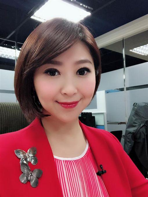 東森新聞女主播陳瑩/臉書