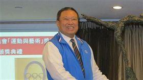 林鴻道-翻攝自中華奧林匹克委員會網站