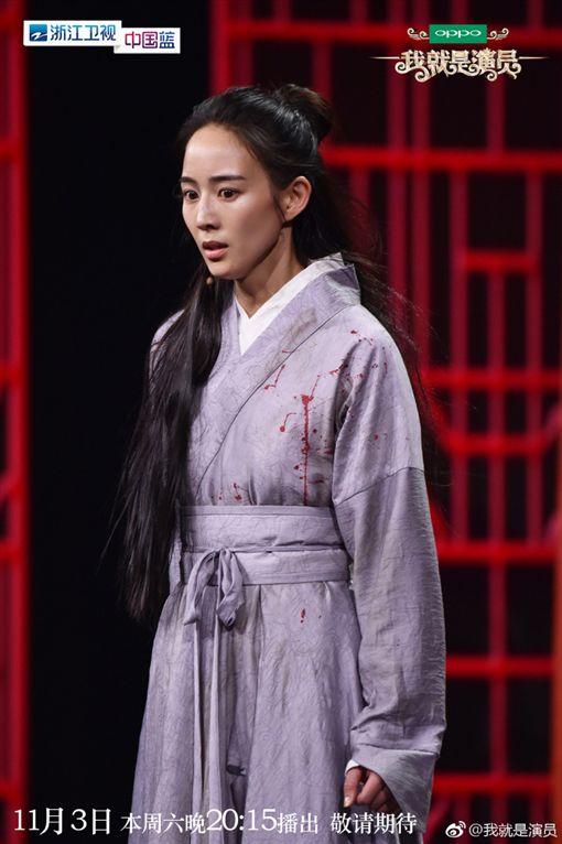 張鈞甯,劉歡,如懿傳,如懿傳(圖/翻攝自微博) ID-1626418