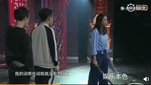 張鈞甯,劉歡,如懿傳,如懿傳(圖/翻攝自微博) ID-1626420