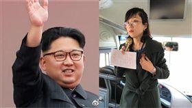 北韓,朝鮮,謝金河,導遊,金正恩
