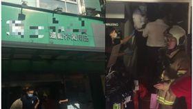 台北,士林,運動用品店,店長,上吊(圖/翻攝畫面)