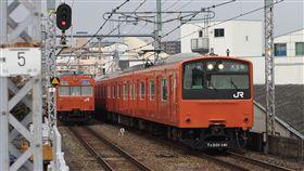 JR西日本(圖/維基百科)