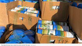 中國毒奶陰影 澳洲華人組團竊奶粉4千罐(圖/The Sydney Morning Herald)