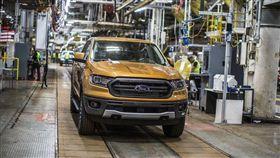 Ford Ranger(圖/翻攝網路)