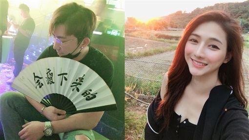 吳亞璟,阿澎/翻攝自張東晴、阿澎IG