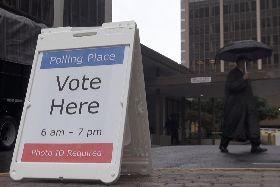 期中選舉投票日