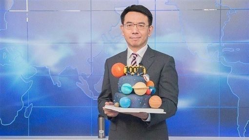 劉寶傑據傳是因病請假一週。(圖/翻攝自劉寶傑臉書)