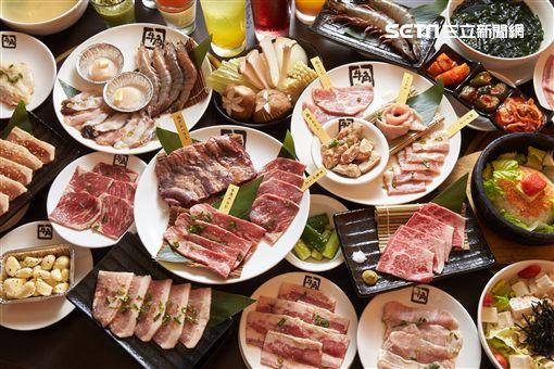 肉食,燒肉,牛角,吃到飽