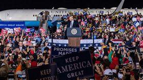 ▲川普出席蘇里州選舉活動。(圖/翻攝自Donald Trump推特)