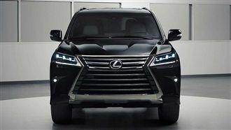 徹底「黑化」 LX將推出特仕車