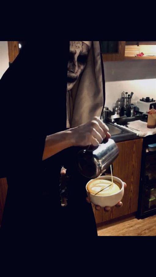 鬼修女,咖啡,拉肚子,失眠,萬聖節,負評,/翻攝自爆怨公社