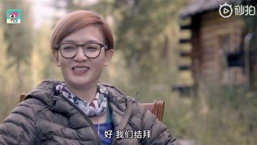 范曉萱談周迅(圖/微博)