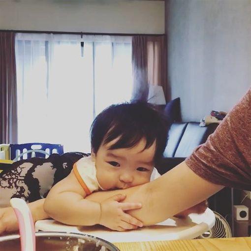 徐佳瑩,結婚,寶寶,姪女(圖/翻攝自lalabarchannel Instagram)