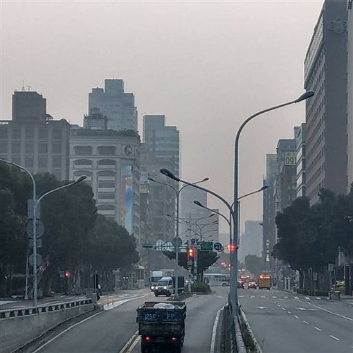 空汙,空氣品質,空污,空氣,天氣即時預報,氣象局