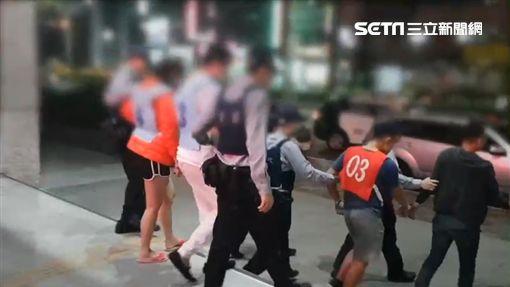 KTV,酒醉,鬥毆,新北地檢署/翻攝畫面