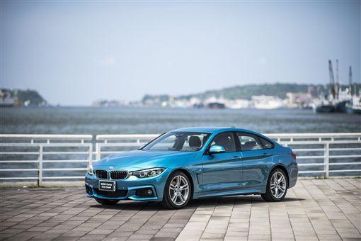 2019年式BMW 4系列提供180萬60期0利率。(圖/BMW提供)