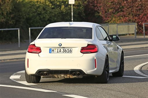 BMW M2 CSL(圖/車訊網)