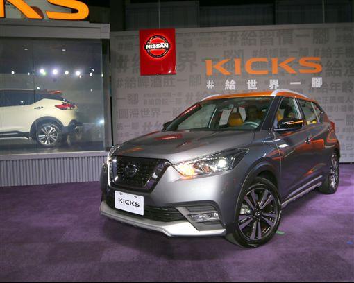 Nissan Kicks(圖/車訊網)